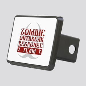 Zombie Outbreak Response Team Rectangular Hitch Co