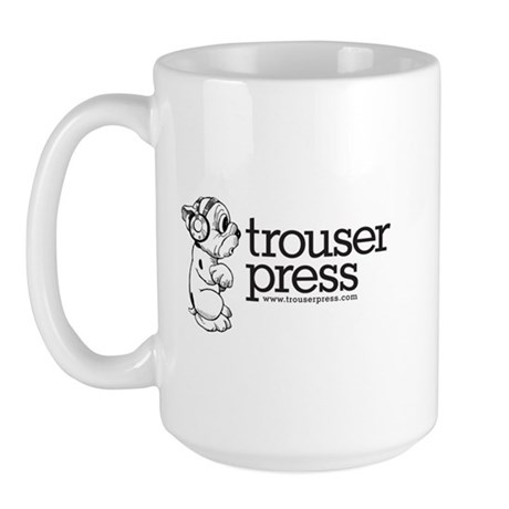 Trouser Press Large Mug