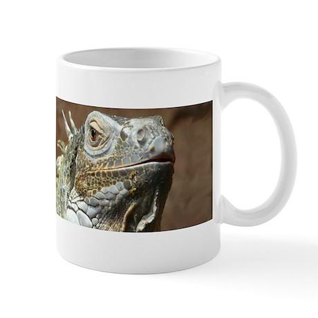 Iguana Morning Mug