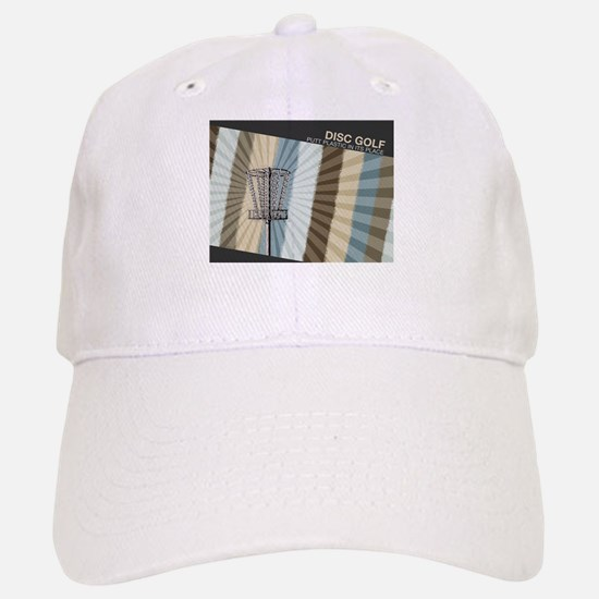 Putt Plastic In Its Place Baseball Baseball Cap