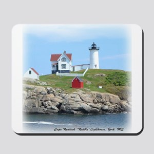 Nubble Lighthouse Mousepad