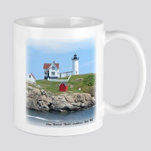 Nubble Lighthouse Mug