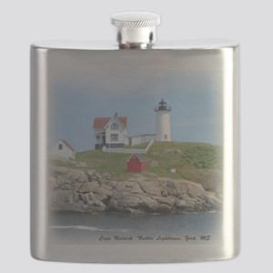 Nubble Lighthouse Flask