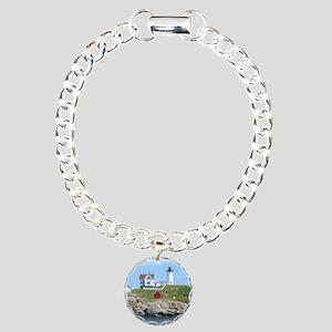 Nubble Lighthouse Bracelet