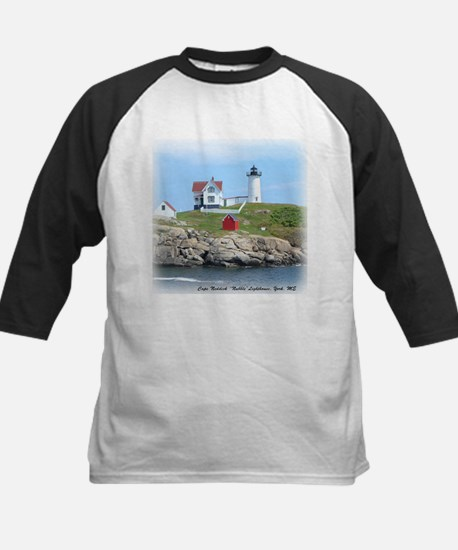 Nubble Lighthouse Baseball Jersey