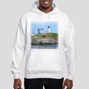 Nubble Lighthouse Hoodie