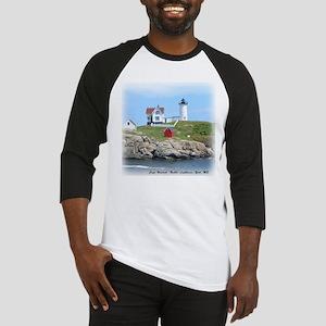 Nubble Lighthouse Baseball Jersey