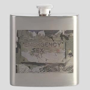 Emergency Sex! Flask