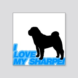 Sharpei Sticker