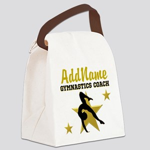 FAVORITE COACH Canvas Lunch Bag