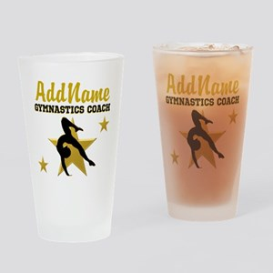 FAVORITE COACH Drinking Glass