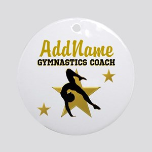 FAVORITE COACH Ornament (Round)