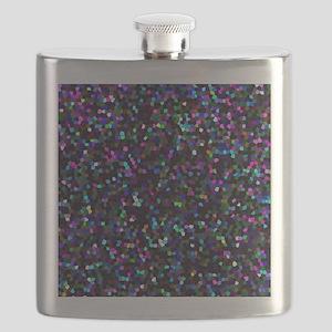 Flask Mosaic Glitter 1