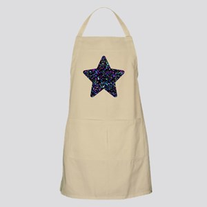 Apron Mosaic Glitter Star 1