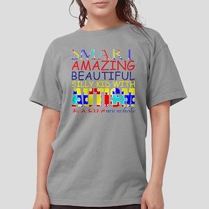 Incredibly Smart Amazi Womens Comfort Colors Shirt