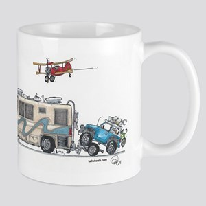 Heading to the Airshow Mug