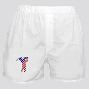 USA Mens Golf Boxer Shorts