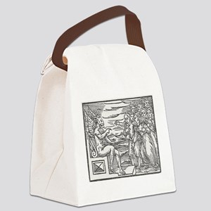 21 Canvas Lunch Bag