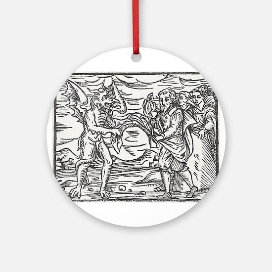 18 Ornament (Round)