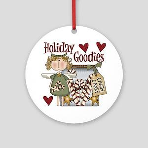 Holiday Goodies Christmas Tree Ornament