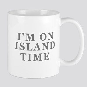 Im On Island Time Mug