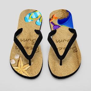 Beach Bum Flip Flops