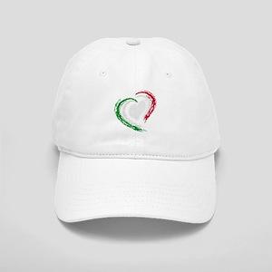 Italian Heart Cap