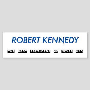 RFK Bumper Sticker