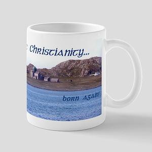 Celtic Christianity...born again! Mug