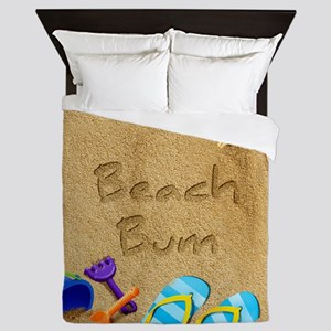 Beach Bum Queen Duvet