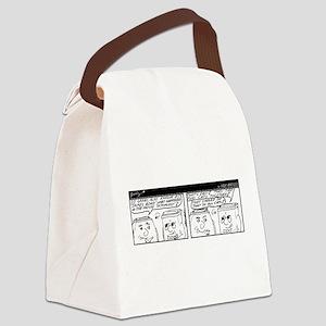Bond Trivia Canvas Lunch Bag