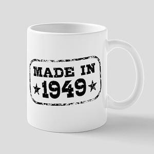 Made In 1949 Mug