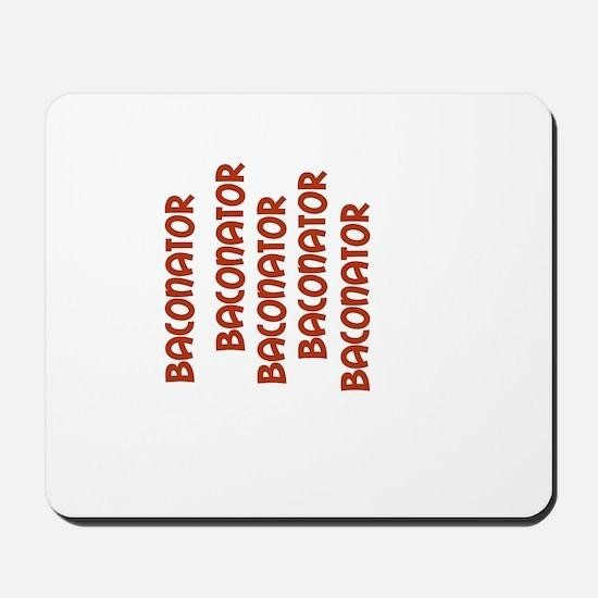 Baconator Baconator Strips Mousepad