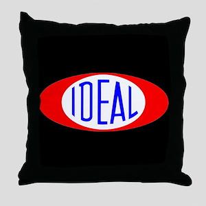 IDEAL 1961 Throw Pillow