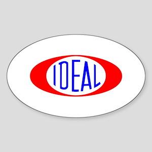 IDEAL 1961 Sticker