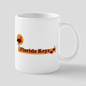 Florida Keys - Beach Design. Mug