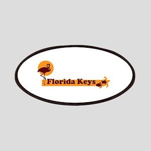 Florida Keys - Beach Design. Patches