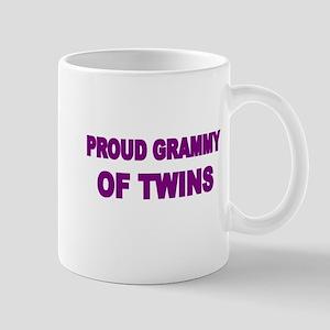PROUD GRAMMY OF TWINS Mug