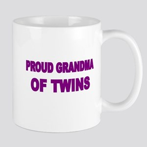 PROUD GRANDMA OF TWINS 2 Mug