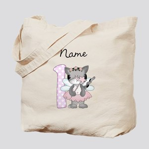 Personalized Kitty Fairy 1 Tote Bag