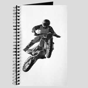 And there was flight with a dirt bike Journal