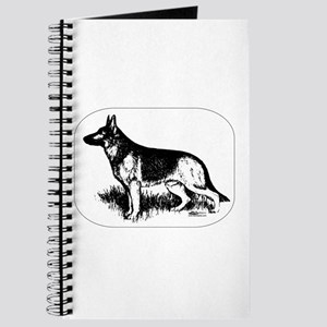 German Shepherd Profile Journal