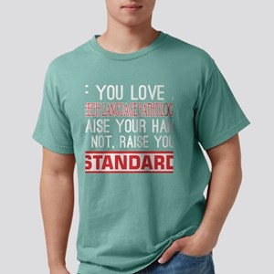 If You Love Speech Lang Mens Comfort Colors Shirt