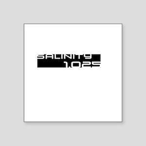 Perfect Salinity Sticker
