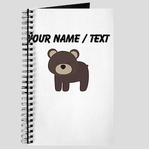 Cartoon Bear Journal