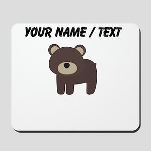 Cartoon Bear Mousepad