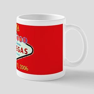 Personalized Las Vegas 11oz Mug