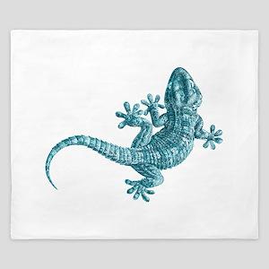 Gecko King Duvet