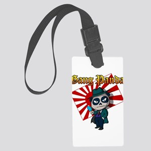 Gang Panda Large Luggage Tag
