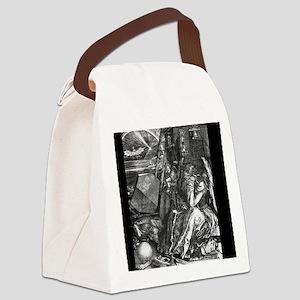 Melencholia Durer Canvas Lunch Bag